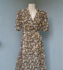 Vintage haljina s remenom