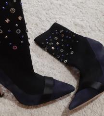 Zara sock cizme%