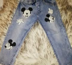 Zara baby boy traperice Mickey
