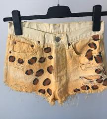 Levis DIY kratke hlače