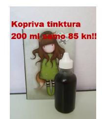 Tinktura kopriva za rast kose 200 ml