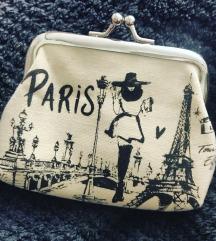 Paris Vintage novčanik NOVO