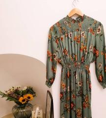 Svilena ZARA haljina