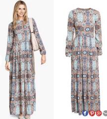 H&M boho haljina