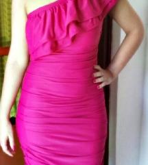 Jednom nošena roza haljina