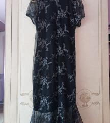 Svečana midi haljina M/L