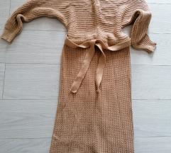 Pletena haljina NOVO