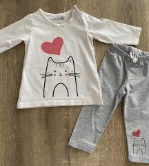Komplet = majica+tajice