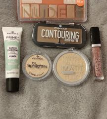 Lot šminke novo