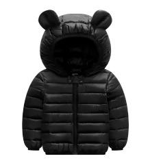 Crna jakna sa etiketom