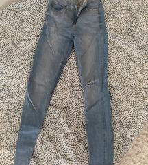 Jeans vel. 34