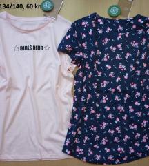 C&A majica, 2 kom., 8-10 g.