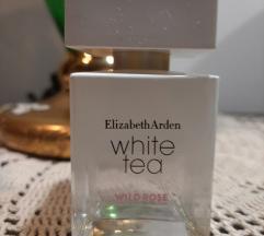 Rezz White tea wild rose
