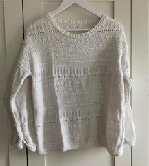 Bijeli pulover, majica