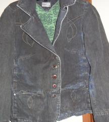 isprano crna hilfiger traper jakna