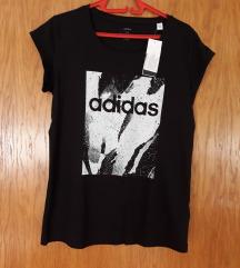 Nova Adidas crna majica