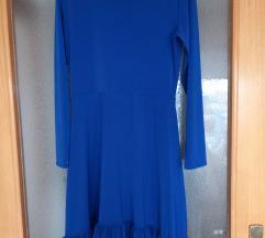 Desiinia kraljevsko plava haljina