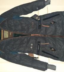 Naketano tamnoplava zimska jakna XS
