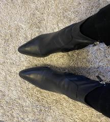 Kožne čizme Zara