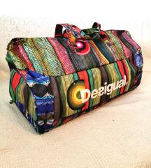 Original desigual putna torba na kotače