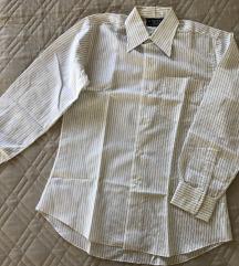Bijela košulja na prugice (novo)