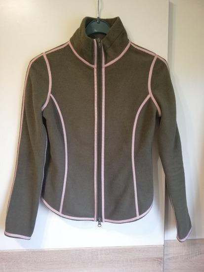 Topla jaknica od flisa