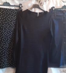 Lot 2 suknje i haljina vel s