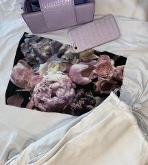 Bijela majica s printom