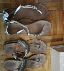 2 pari sandala