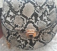 Mini zmijska torbica