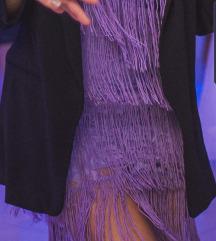 Asos fringe haljina