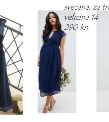 Nova svečana haljina za trudnice ASOS
