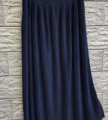 H&M plisirana suknja 38