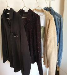 Zara/Mango košulje OBE ZA 50 KN