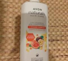 Šampon i balzam za obojenu kosu