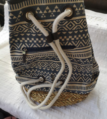 Carpisa torba pletena