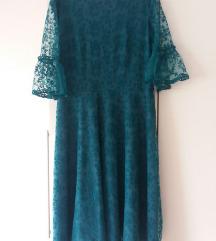Svecana haljina zelena