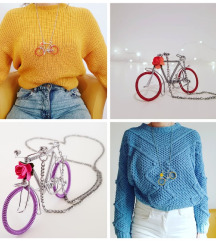 Lančić bicikl :)