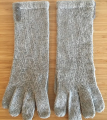 Accessorize sive dugačke rukavice