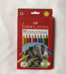 Faber-Castell drvene bojice