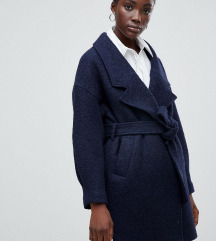 Selected Femme Wrap Wool Coat