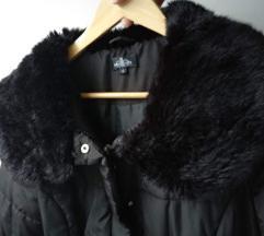 David Barry podstavljena jakna s umjetnim krznom