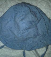 Kapica / šeširić za cure do 1 godine