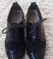 %AKCIJA 80,OO KN% Ravne cipele, oxfordice