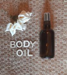 Body oil - tekuci serum za njegu tijela