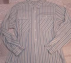 Košulja na pruge L