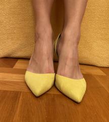 Reserved žute štikle