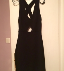 HIT mala crna party haljina 🎁 uklj.PT