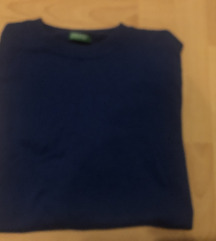 %%Benetton plus size pulover