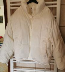 Pull&Bear bijela jakna